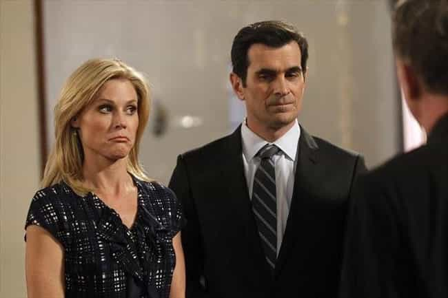Modern Family is listed (or ranked) 4 on the list What TV Husbands And Wives Really Thought Of Each Other