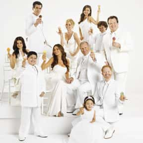 Modern Family is listed (or ranked) 12 on the list The Best Shows About Families