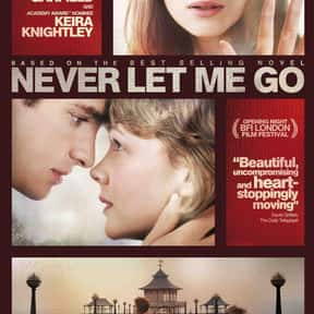 Never Let Me Go is listed (or ranked) 22 on the list The Best Science Fiction-y Psychological Dramas