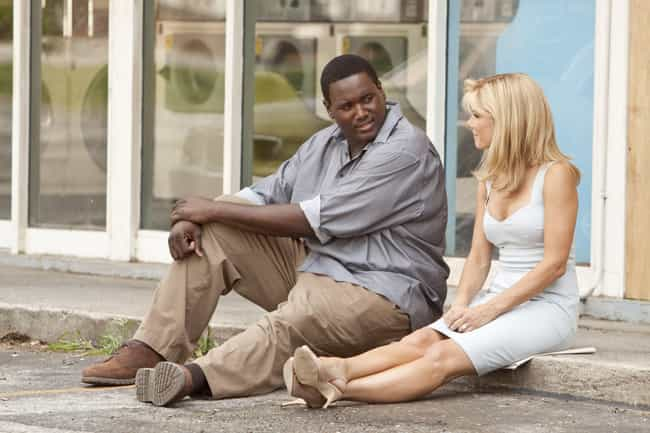 The Blind Side is listed (or ranked) 2 on the list Sports Movies That Aren't Actually About Sports