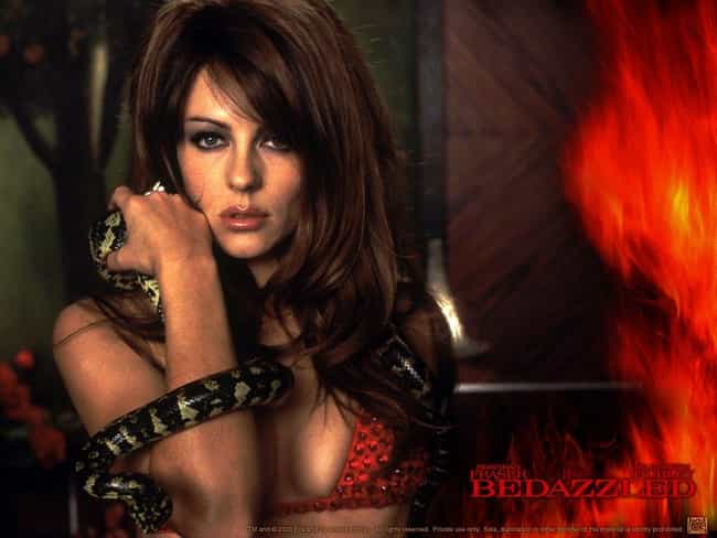 The Devil is listed (or ranked) 3 on the list The Hottest Female Villains