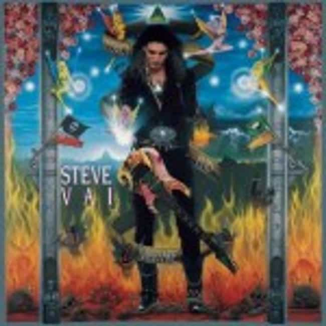 Passion and Warfare is listed (or ranked) 1 on the list The Best Steve Vai Albums of All Time