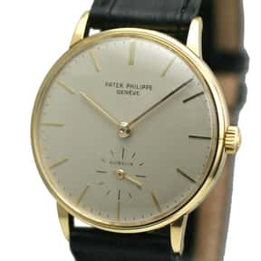 Patek Philippe & Co. is listed (or ranked) 1 on the list The Best Watch Brands