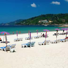 Patong is listed (or ranked) 7 on the list The Best Beaches in Thailand
