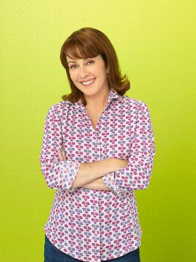 Patricia Heaton is listed (or ranked) 2 on the list Who Is America's Mom in 2019?
