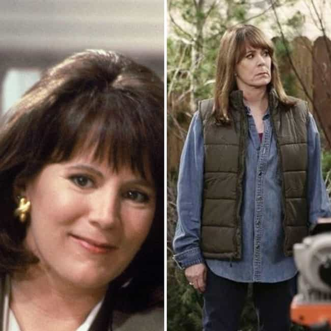 Patricia Richardson is listed (or ranked) 2 on the list Here's What The Cast Of 'Home Improvement' Looks Like Now