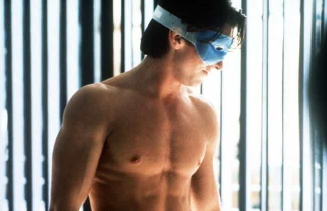 Patrick Bateman is listed (or ranked) 2 on the list A Chronological Round-Up Of All Christian Bale's Most Dramatic Role Transformations