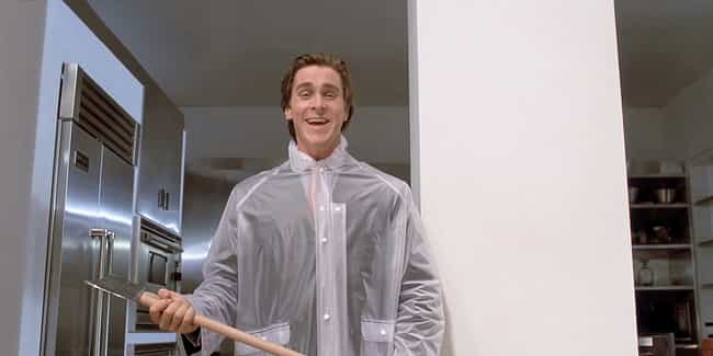Patrick Bateman is listed (or ranked) 3 on the list Horror And Suspense Film Villains Who Are Really Good At Their Day Jobs