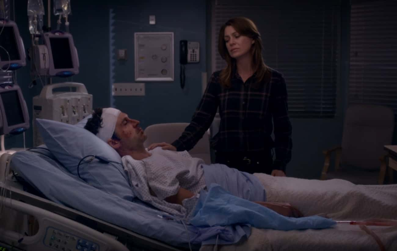 Patrick Dempsey (Sort Of) Hid His Annoyance With McDreamy's Death
