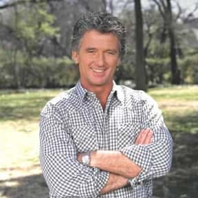 Patrick Duffy is listed (or ranked) 5 on the list People Only Your Dad Cares About