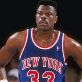Patrick Ewing is listed (or ranked) 1 on the list The Best New York Knicks Centers of All Time