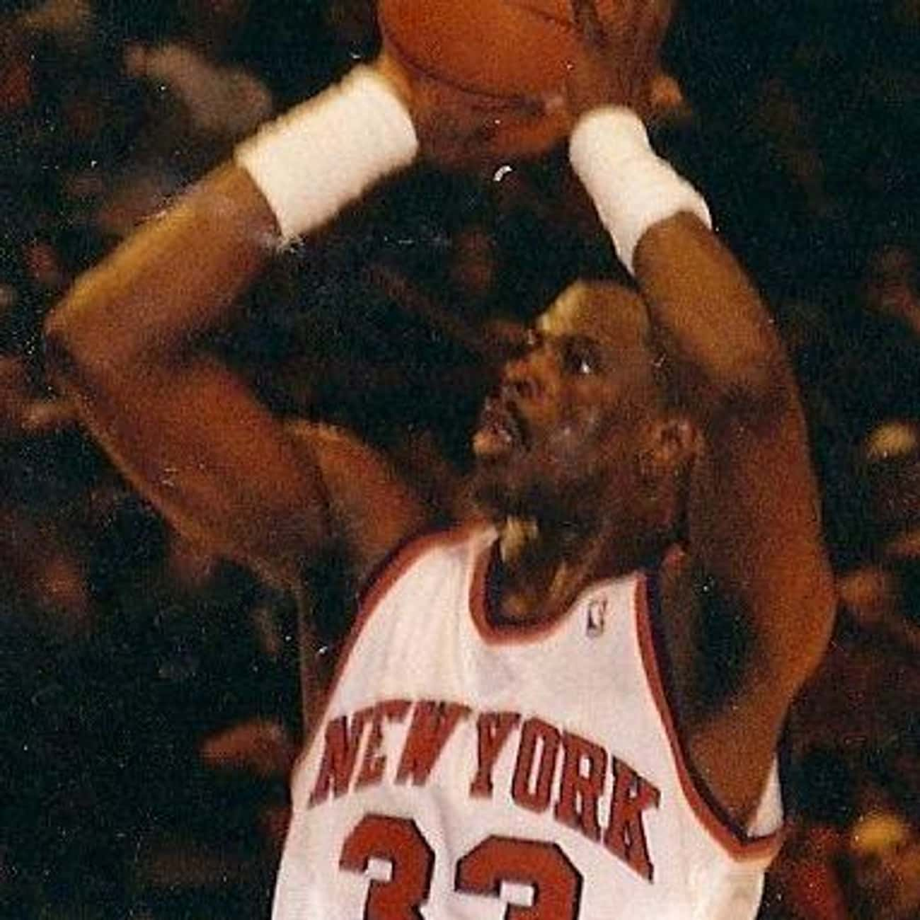 Patrick Ewing is listed (or ranked) 3 on the list The Best Athletes Who Wore #33
