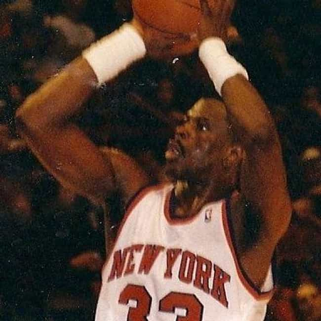 Patrick Ewing is listed (or ranked) 6 on the list The Best Athletes Who Wore #33