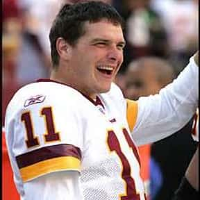 Patrick Ramsey is listed (or ranked) 24 on the list The Best Washington Redskins Quarterbacks of All Time