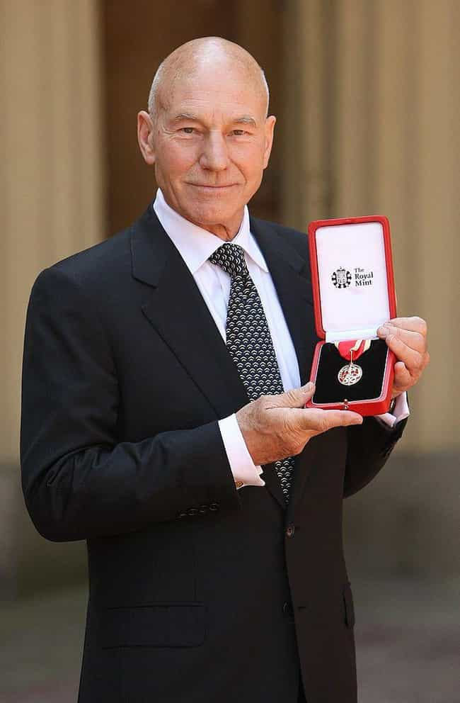 Patrick Stewart is listed (or ranked) 8 on the list Famous People Who Have Been Knighted