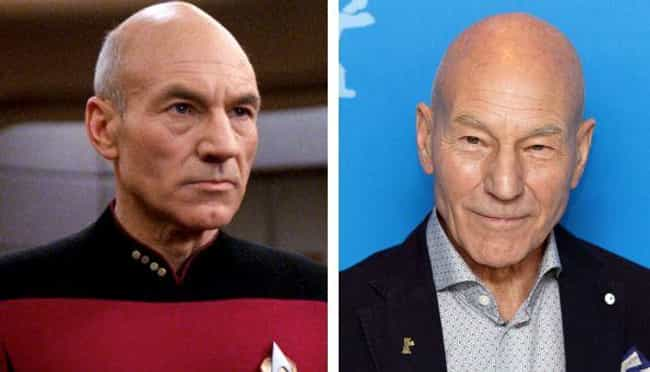 Patrick Stewart is listed (or ranked) 1 on the list Where Is The Cast Of 'Star Trek: The Next Generation' Now?