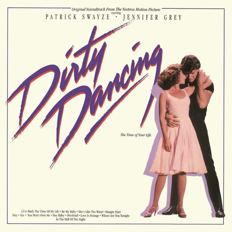 Patrick Swayze: 'She's Like The Wind' From 'Dirty Dancing'