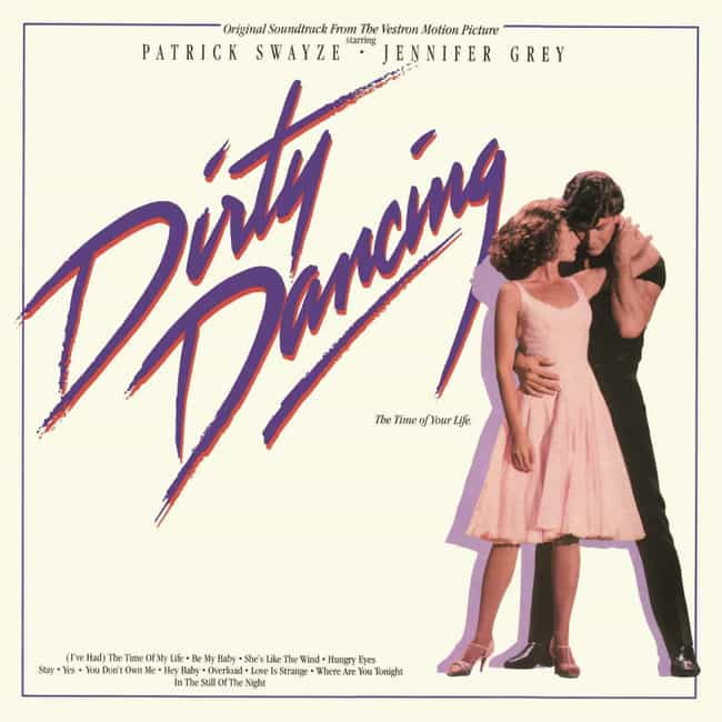 Patrick Swayze is listed (or ranked) 1 on the list Which '80s Actor Or Actress Had The Most Impressive Album?
