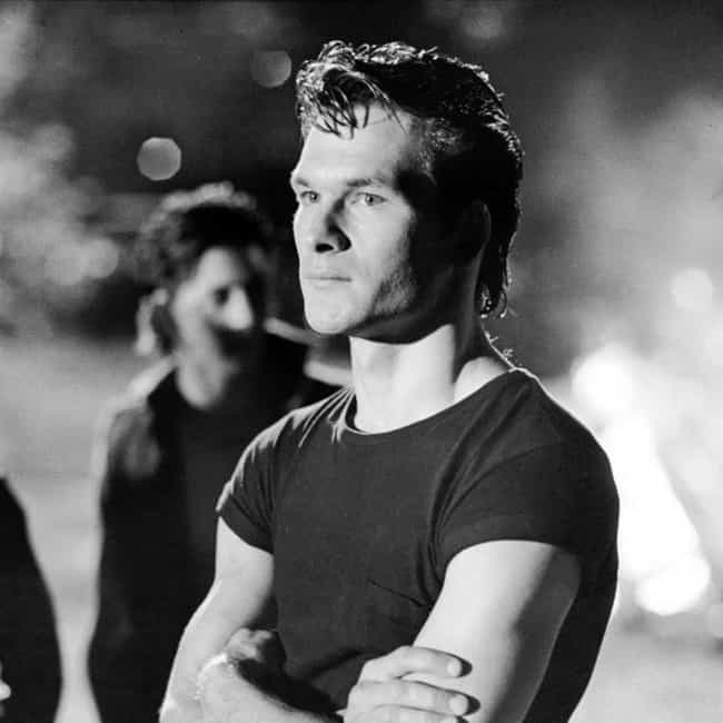 Patrick Swayze is listed (or ranked) 4 on the list Actors You Forgot Were In 'The Outsiders'