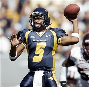Random Best West Virginia Football Players of All Time
