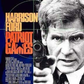 Patriot Games is listed (or ranked) 17 on the list The Best Spy Movies