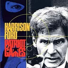 Patriot Games is listed (or ranked) 17 on the list The Best Spy Movies Based on Books