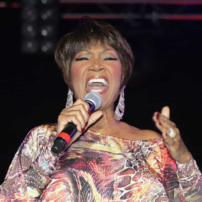 Patti LaBelle is listed (or ranked) 4 on the list Celebrities Who Live in Philadelphia