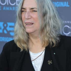 Patti Smith is listed (or ranked) 19 on the list Rock Stars Who Would Make The Best President