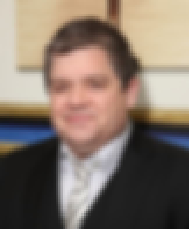 Patton Oswalt is listed (or ranked) 3 on the list Famous People who Majored in English Studies
