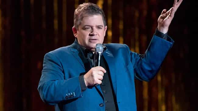 Patton Oswalt is listed (or ranked) 2 on the list Comedians on Google Plus