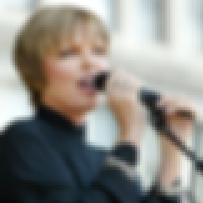 Pat Benatar is listed (or ranked) 4 on the list The Most Famous 80s Popstars (Then and Now)