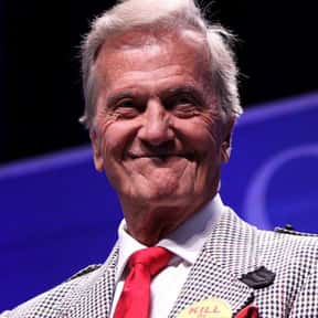 Pat Boone is listed (or ranked) 8 on the list Full Cast of Hollywood Singing And Dancing: The 1950s Actors/Actresses