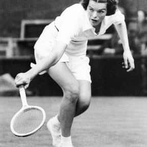 Patricia Canning Todd is listed (or ranked) 2 on the list The Best Women's Tennis Players of the 1940s