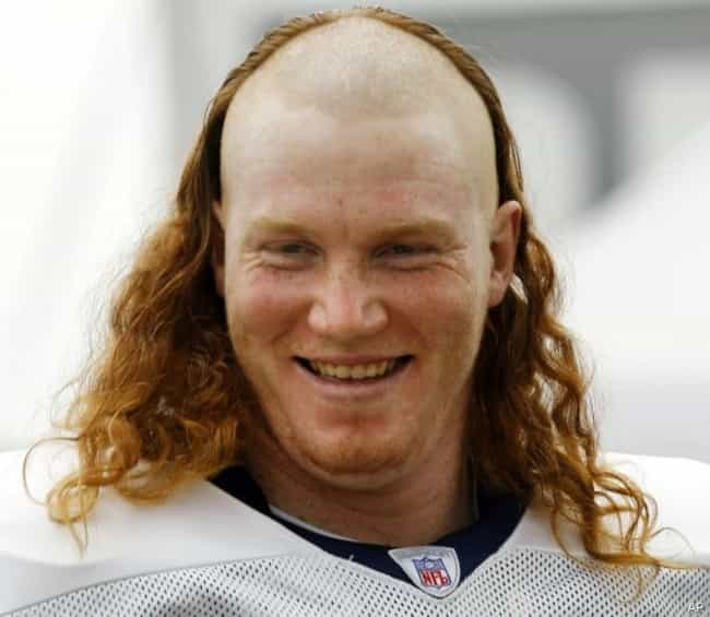 Worst Hair In NFL History Football Players With Horrible Hairstyles - 30 worst haircuts footballing history