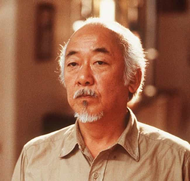 Pat Morita is listed (or ranked) 10 on the list Male Celebrities Who Are 5'3