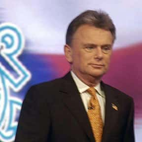 Pat Sajak is listed (or ranked) 7 on the list Famous People Named Patrick or Pat