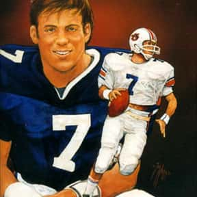 Pat Sullivan is listed (or ranked) 3 on the list The Best Auburn Football Players of All Time