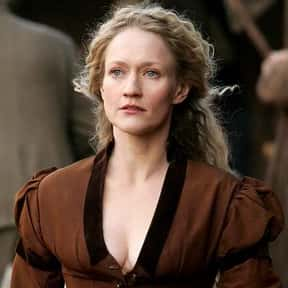 Paula Malcomson is listed (or ranked) 23 on the list The Best Actresses Who've Never Won an Emmy (for Acting)