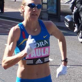Paula Radcliffe is listed (or ranked) 25 on the list The Smartest Professional Athletes