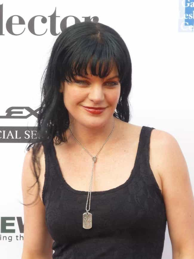 Pauley Perrette is listed (or ranked) 1 on the list Famous People who Majored in Criminal Justice
