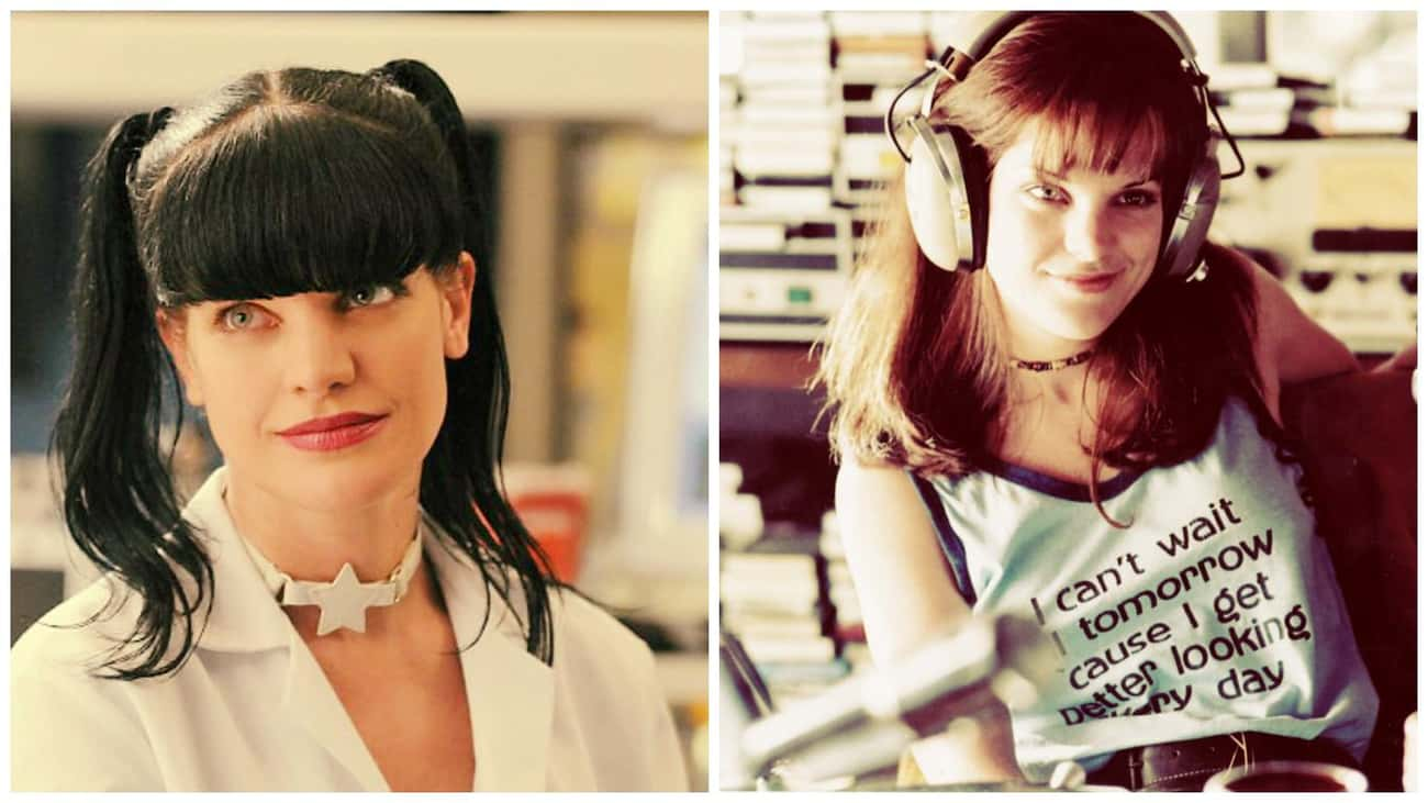 Pauley Perrette - Almost Famou is listed (or ranked) 3 on the list 21 Times You've Seen the NCIS Actors Before