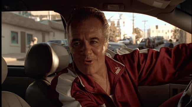Paulie Gualtieri is listed (or ranked) 4 on the list 12 Gangster Movie Homages On The Sopranos Most People Totally Missed