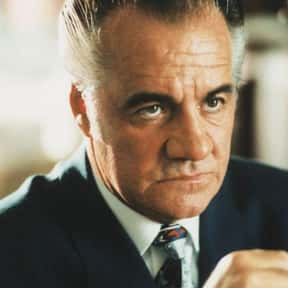 Paulie Gualtieri is listed (or ranked) 16 on the list The Greatest Mobsters & Gangster of Film and TV