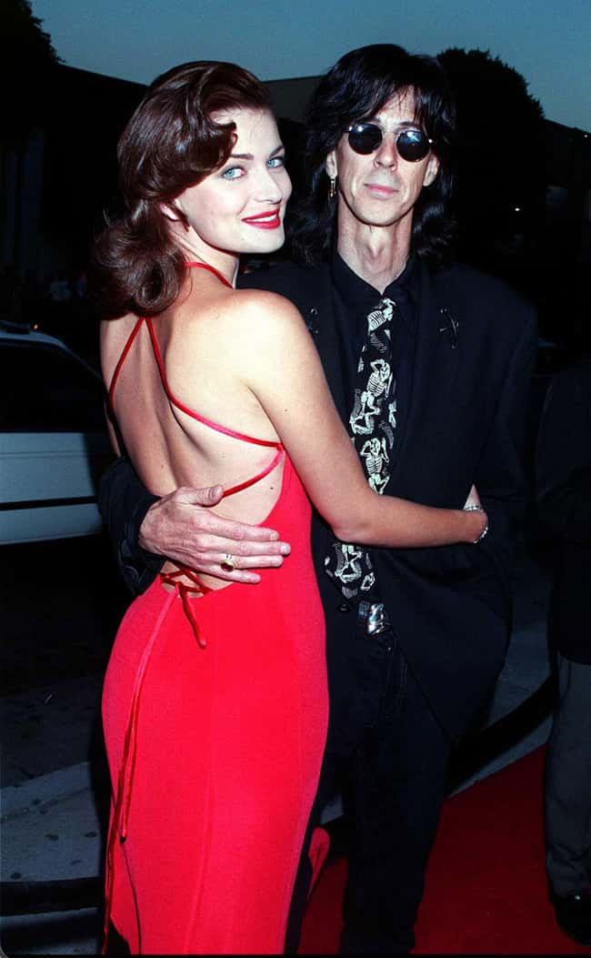 Paulina Porizkova is listed (or ranked) 35 on the list 48 Famous Couples with Huge Age Differences
