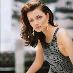 Paulina Porizkova is listed (or ranked) 18 on the list Popular Film Actors from Sweden
