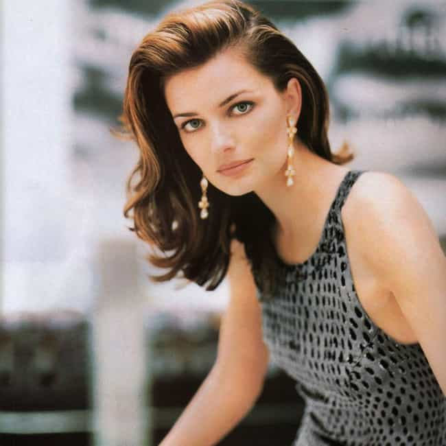 Paulina Porizkova is listed (or ranked) 1 on the list 30+ Famous People Born in Countries That Don't Exist Anymore
