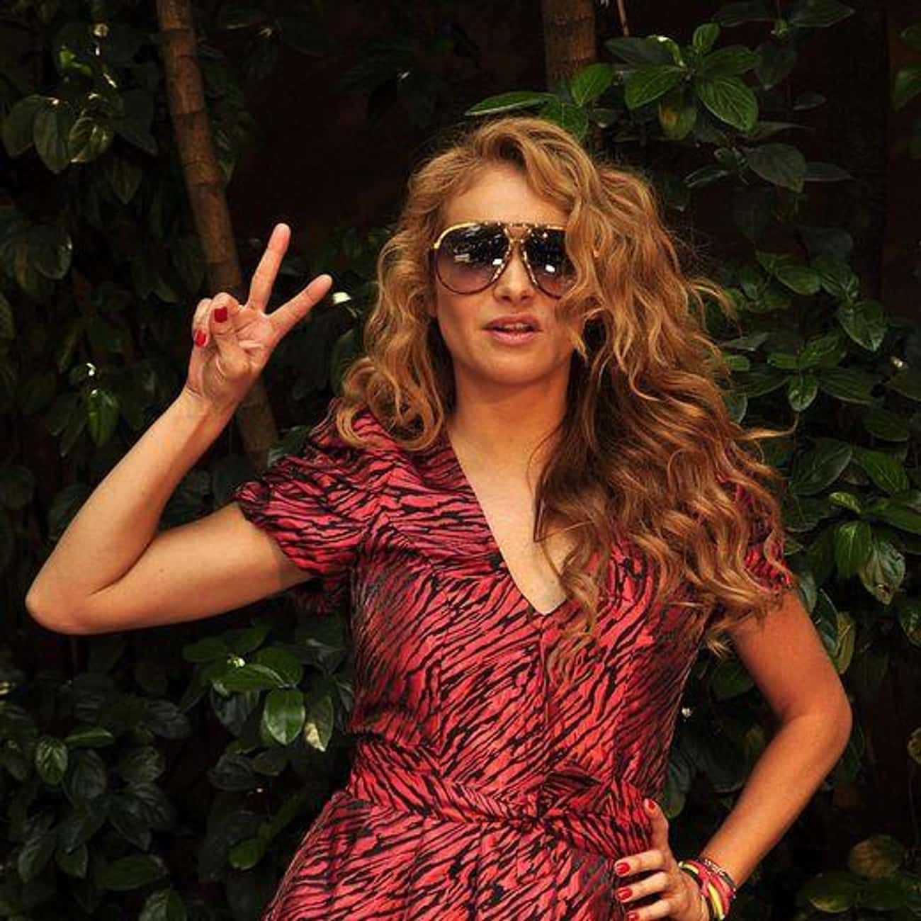 Paulina Rubio is listed (or ranked) 4 on the list Women Who Ryan Seacrest Has Dated
