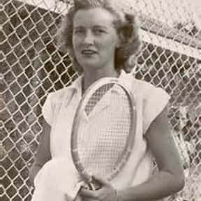 Pauline Betz is listed (or ranked) 1 on the list The Best Women's Tennis Players of the 1940s
