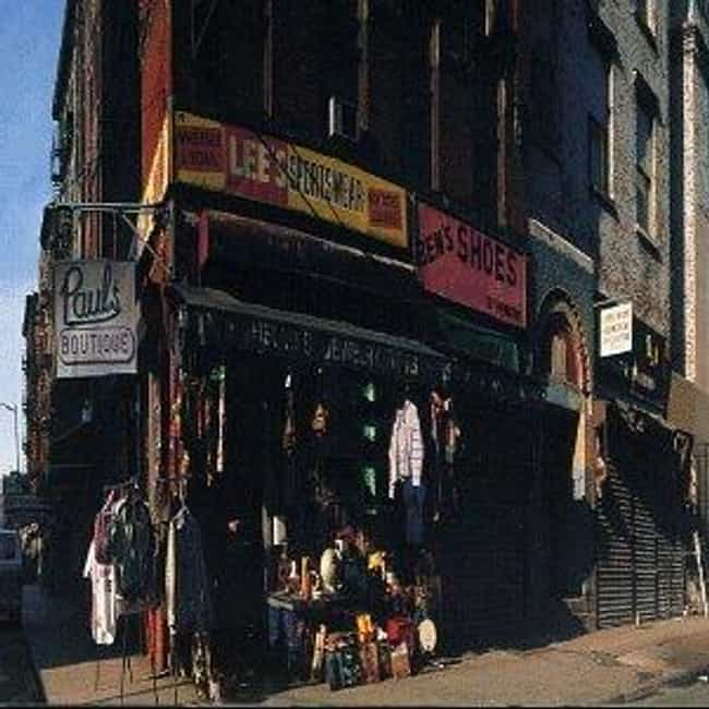 Paul's Boutique is listed (or ranked) 1 on the list The Best Beastie Boys Albums of All Time