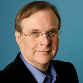 Paul Allen is listed (or ranked) 5 on the list The Smartest Celebrities
